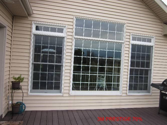 3m prestige window film exterior 1151 window tinting gallery 3m prestige tints films sun